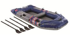 inflatable boat sevylor colossus 4 person holds 380 kg