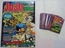 RARE ! Book and Tarot Card.JoJo's Bizarre Adventure Thai Manga Comic Japan Anime