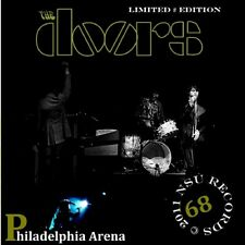 THE DOORS LIVE IN PHILADELPHIA, PA  1968  AUGUST 4th  LIMITED # CD