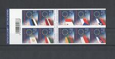 België boekje/carnet B44 xx  - Europese Unie  - postprijs