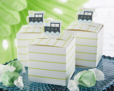 24 Precious Cargo Train Favor Boxes Baby Shower Favor Boxes