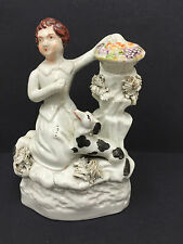 Antique Staffordshire Pearlware Figurine