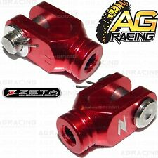 Zeta Red Rear Brake Clevis For Suzuki DRZ 400S 2000-2014 00-14 Motocross Enduro