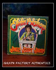 **GFA Juke Joint Jump *ELVIN BISHOP* Signed Record Album AD1 COA**