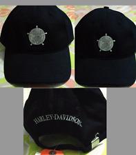 HARLEY DAVIDSON SHERIFF LOGO Medallion Adjustable Hat Cap New