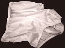 VANITY FAIR WHITE 15712 PERFECTLY YOURS NYLON BRIEFS PANTIES~11/4XL ~NEW