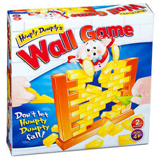 Humpty Dumpty's Wall Game-requiere una mano firme