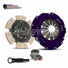CLUTCH AND SLAVE CYLINDER KIT STAGE 2 GEAR MASTERS FOR 06-10 SUZUKI SX4 2.0L