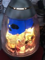E2 VTG 1994 Rabbit Tanaka Motion Salt Water Fish Aquarium Ocean Saltwater Lamp