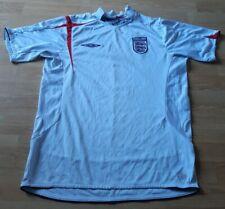 Inglaterra Gran adultos Umbro Camiseta de fútbol.
