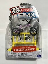 Tech Deck BMX Target Exclusive Freestyle Hits Sunday With Obstacle Bike Rack