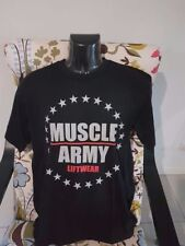 Army Solid Short Sleeve T-Shirts for Men