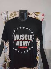 Cotton Army Solid T-Shirts for Men