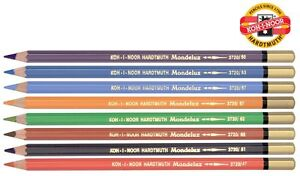 Watercolor Pencils KOH-I-NOOR MONDELUZ 3720 Colored Individual