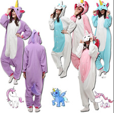 Adult Cosplay Pyjamas d'enfants animaux Unisex Onesie nuit Licorne Rapid deliver