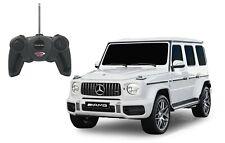 RC Mercedes AMG G63 1:24 weiß 40 MHz - ferngesteuertes Modellauto 405192