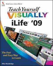 Teach Yourself VISUALLY iLife '09 (Teach Yourself VISUALLY (Tech))-ExLibrary