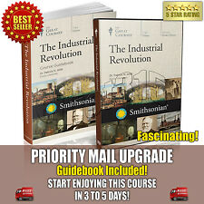 The Industrial Revolution DVD New Sealed Great Courses Teaching Co Smithsonian