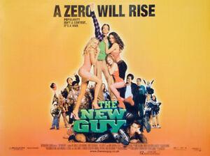 The New Guy Original Movie Poster