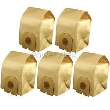5 X HR6938, Oslo bolsas de vacío para Philips Magia de oro HR6204 HR6211 Reino Unido Hoover