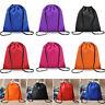 Swimming Drawstring Gym Bags Waterproof Shoulder Casual Backpack Duffle Sack