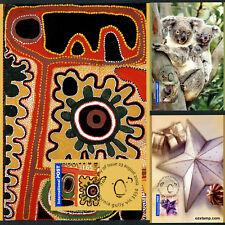 2002 International Greetings Maxi Cards Prepaid Postcard Maxicards Australia