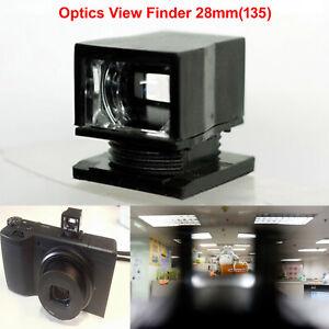 Professional Optical Viewfinder 28mm für Ricoh GR GRD2 GRD3 GRD4 Digital Kamera