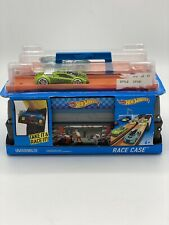 Hot Wheels Race Case Track Set Brand New In Box