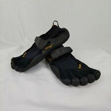 Vibram M148 FiveFingers Shoes Black Minimalist Running Training Men Size 39
