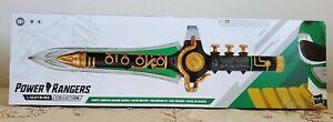 Mighty Morphin Power Rangers - Green Ranger Dragon Dagger - 😱 EXCLUSIVE 😱HURRY
