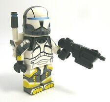 Lego COMMANDO SCORCH Clone Minifigure -Custom Full Body Printing!  CAC