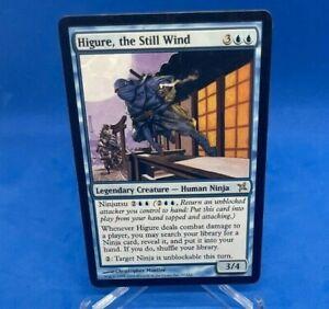 Higure, the Still Wind - Betrayers of Kamigawa, English, LP, RARE! Magic MTG B