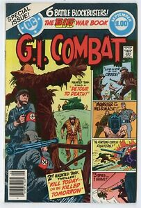 DC Special Series #22 VF/NM 9.0 white pages  G.I. Combat  1980  No Reserve