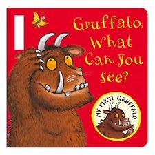My First Gruffalo: Gruffalo, What Can You See?... by Donaldson, Julia Board book