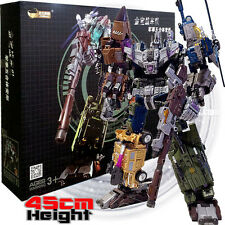 JinBao Transformers - OVERSIZED Warbotron Bruticus Decepticons ( 45cm Height )