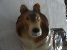 Ceramic Collie Figurine 1264