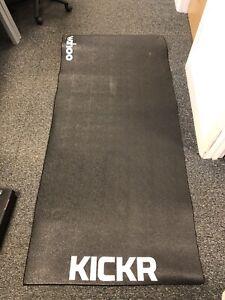 Wahoo Kickr Turbo Trainer Floor Mat