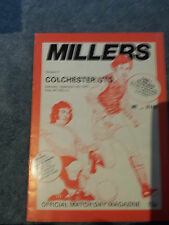 Rotherham United v Colchester United, 1977-78