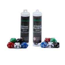Piezas de repuesto multicolores de plástico para juegos