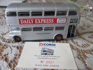 London Transport AEC Routemaster Bus RM 664 Set 35002