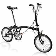 Brand new Brompton M1E folding bicycle WORLDWIDE SHIPPING