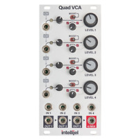 Intellijel Quad VCA Eurorack Module