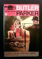 Butler Parker Nr.: 227