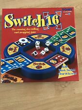 SWITCH 16 CARD GAME TOMY COMPLETE 7+ 2-4 Players EXCELLENT CONDITION Used Once