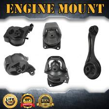 Engine Motor & Trans. Mount Complete Set 5PCS For 1991-1993 HONDA ACCORD 2.2L