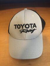 Vintage Toyota Racing Nascar Flex Hat Cap
