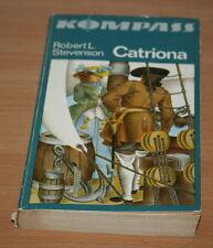 Catriona von Robert Louis Stevenson DDR