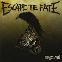 ESCAPE THE FATE - UNGRATEFUL  CD NEU