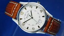 NOS Vintage Bulova Automatic Watch Circa 1980s Swiss New Old Stock ETA 2892-A2
