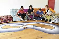 HOT-WHEELS-RACE-TRACK-SET-REMOTE-CAR-ARTIFICIAL-INTELLIGENCE-TOY-RACING-AGE 8 UP